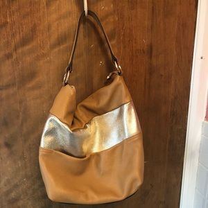 Beautiful soft supple Italian Leather Bag